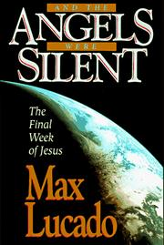 Cover of: And the angels were silent