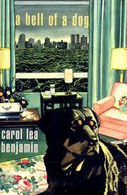 Cover of: A hell of a dog | Carol Lea Benjamin
