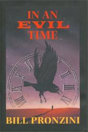 Cover of: In an evil time