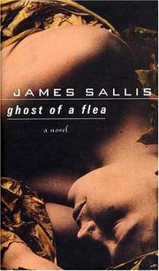 Cover of: Ghost of a flea | James Sallis