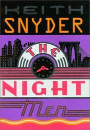 Cover of: The night men