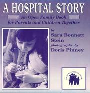 Cover of: A hospital story
