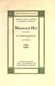 Westward ho! by Charles Kingsley