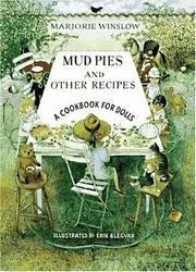 Cover of: Mud Pies and Other Recipes