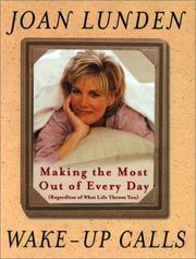 Cover of: Wake Up Calls | Joan Lunden