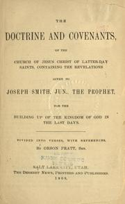 Image result for title page doctrine and covenants