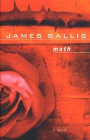 Cover of: Moth (Lew Griffin Mysteries) | James Sallis