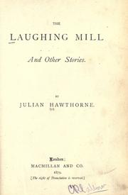 Cover of: The laughing mill and other stories