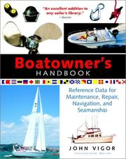 Cover of: Boatowner