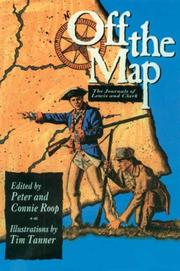 Cover of: Off the Map | Tim Tanner