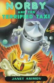 Cover of: Norby and the terrified taxi