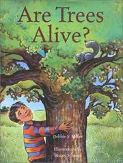 Cover of: Are Trees Alive?