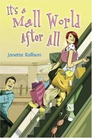 Cover of: It's a Mall World After All | Janette Rallison