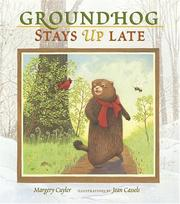 Cover of: Groundhog stays up late