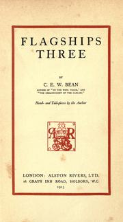 Cover of: Flagships three