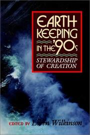 Cover of: Earthkeeping in the nineties