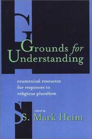 Cover of: Grounds for Understanding