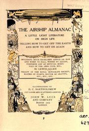 The airship almanac