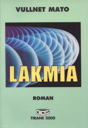 Cover of: Lakmia by Vullnet Mato