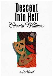 Cover of: Descent into Hell, a Novel