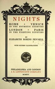Nights: Rome, Venice, in the aesthetic eighties