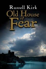 Cover of: Old House of Fear