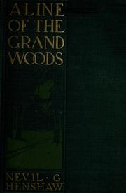 Cover of: Aline of the Grand woods