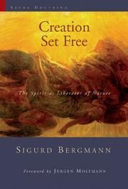 Cover of: Creation set free
