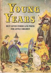 Cover of: Young years