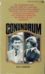 Cover of: Conundrum