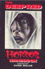 Cover of: Deep Red Horror Handbook
