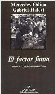 Cover of: El factor fama by Mercedes Odina