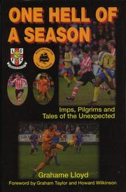 Cover of: One hell of a season