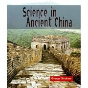Science in ancient China by George Beshore