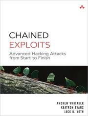 Cover of: Chained exploits