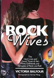 Cover of: Rock wives | Victoria Balfour