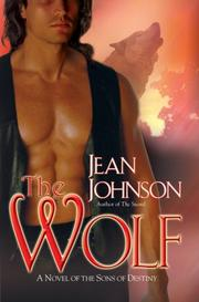 Cover of: The wolf | Jean Johnson