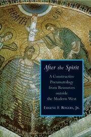 Cover of: After The Spirit | Eugene F. Rogers