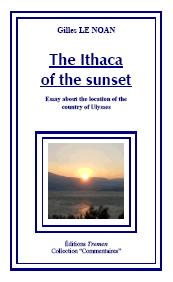 Cover of: The Ithaca of the sunset | Gilles Le Noan