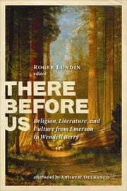 Cover of: There Before Us