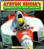Cover of: Ayrton Senna's Principles of Race Driving by Ayrton Senna