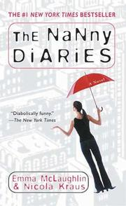 Cover of: The Nanny Diaries (Nanny #1)