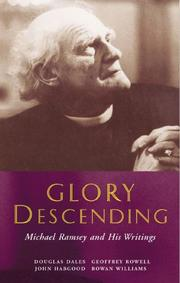 Cover of: Glory descending