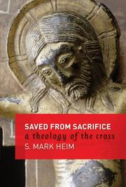 Cover of: Saved from Sacrifice