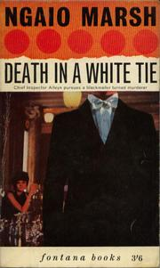 Cover of: Death in a white tie. | Ngaio Marsh