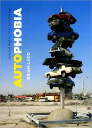 Cover of: Autophobia