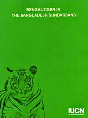 Cover of: Bengal tiger in the Bangladesh Sundarbans |