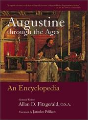 Cover of: Augustine Through The Ages |