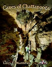 Cover of: Caves of Chattanooga