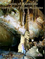 Cover of: Caves of Knoxville and the Great Smoky Mountains